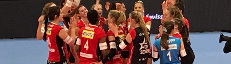 Mobiliar Volley Cup-Trophäen gehen in die Ostschweiz