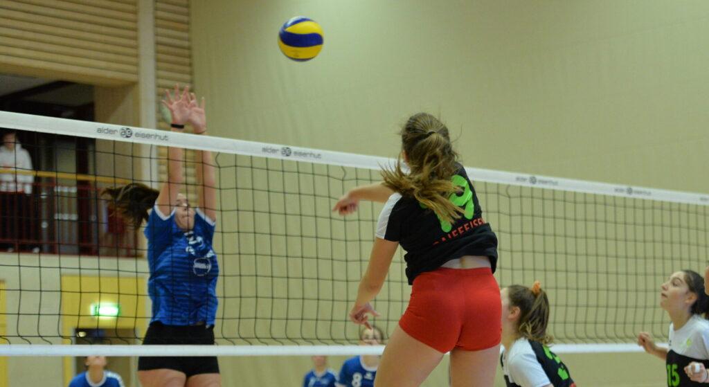Erfolgreiche U17-Juniorinnen qualifizieren sich für die Schweizermeisterschaften