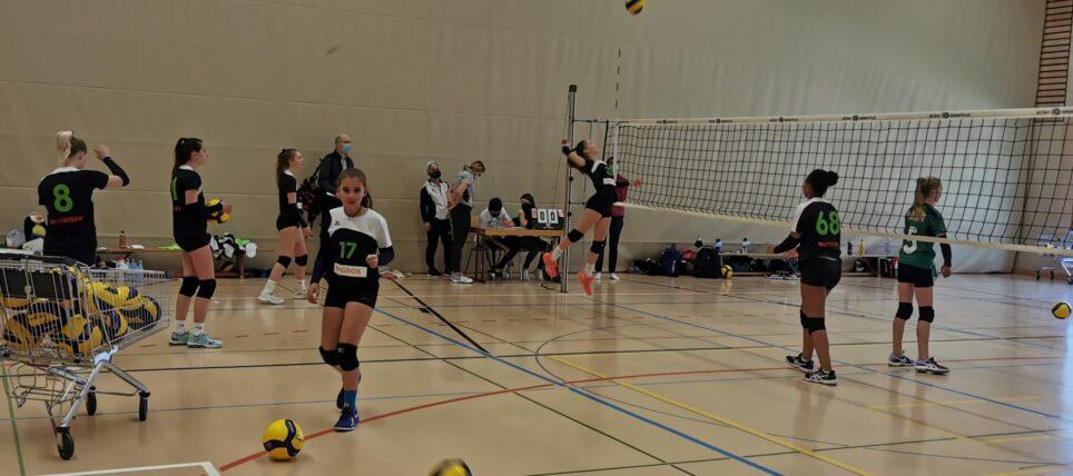 Livestream regionale Qualifikation U15: Raiffeisen Volley Toggenburg – STV St. Gallen
