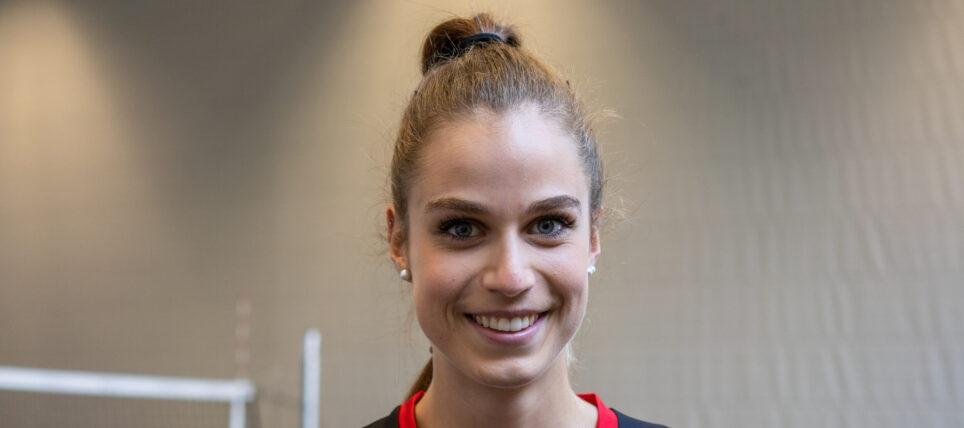 Jeanina Wirz vom NNV BTV Aarau Volleyball kommt ins Toggenburg