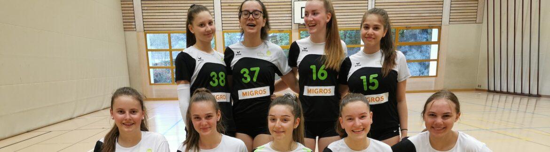 U17-Juniorinnen schliessen die Schweizermeisterschaft auf dem 9. Platz ab